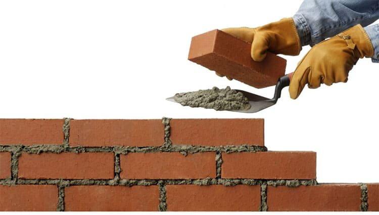 Архитектурные стены и обычное строительство