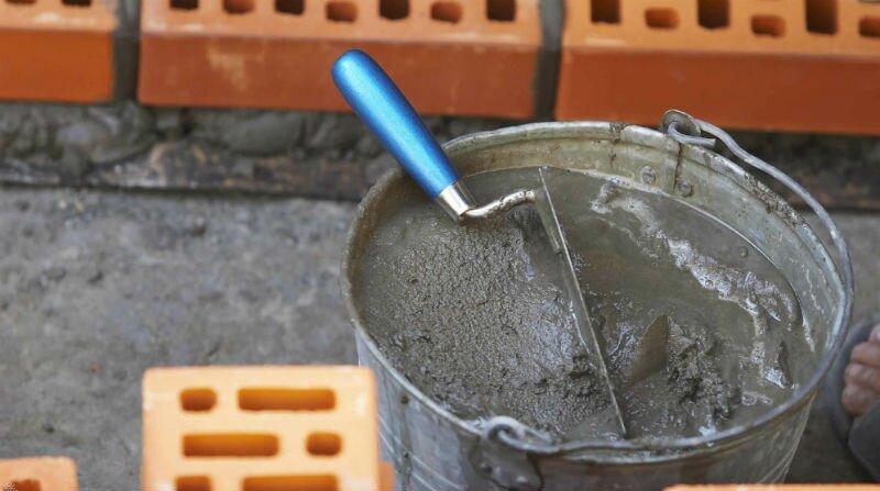 Как сделать бетон раствор