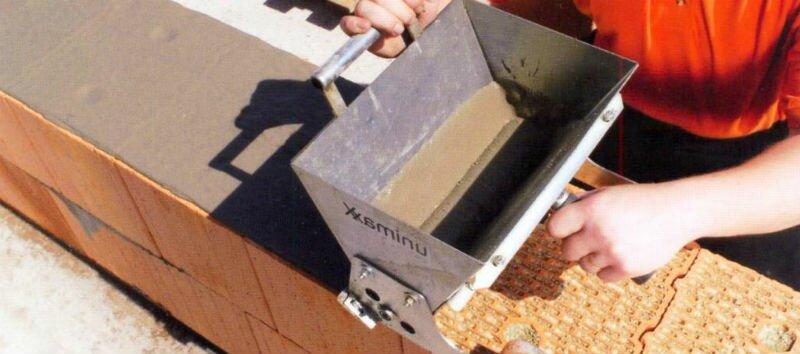 Огнеупорный цементный раствор это купить вертолет для шлифовки бетона б у